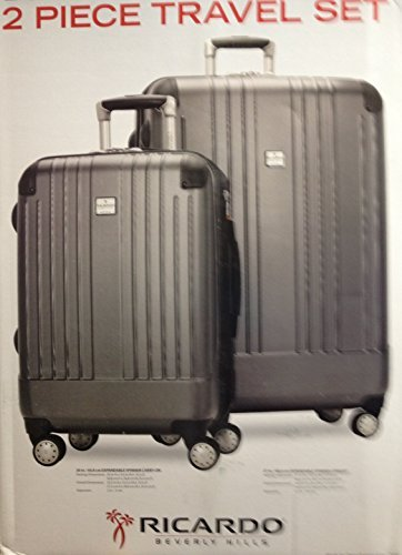 ricardo-beverly-hills-lightweight-polycarbonate-2-piece-travel-set-black-by-ricardo