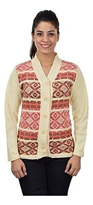 Pilot's Full Sleeve High Quality Woolen Women Cardigan