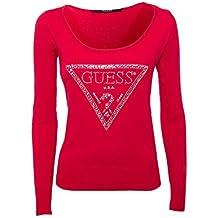 Amazon.fr   Pull Guess Femme - Livraison gratuite 204cb3dc1d9