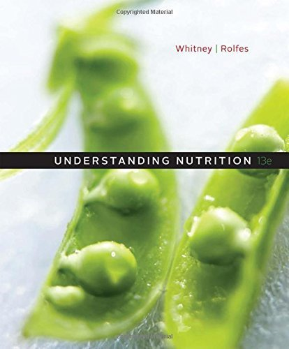 Understanding Nutrition by Eleanor N. Whitney (2012-07-20)