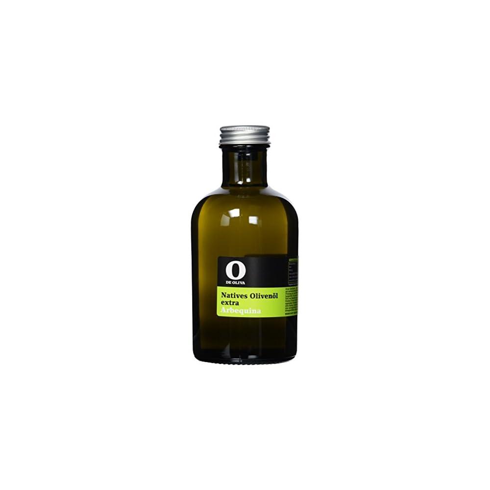 O De Oliva Extra Virgen Olive Oil Arbequina Natives Olivenl Von Der Sorte 1er Pack 1 X 500 Ml
