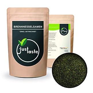 1-kg-Brennesselsamen-Aus-Wildsammlung-naturbelassen-Vegan-Rohkost-justaste-Qualitt-Brennessel-Samen-ganz