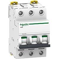 Schneider elec pbt - dit 21 24 - Interruptor automático magnetotérmico ic60l 3 polos 40a curva-b