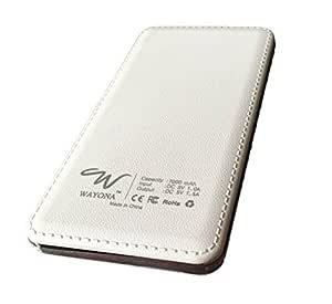 Wayona W4 7000 mAh Ultra Slim Power Bank - White