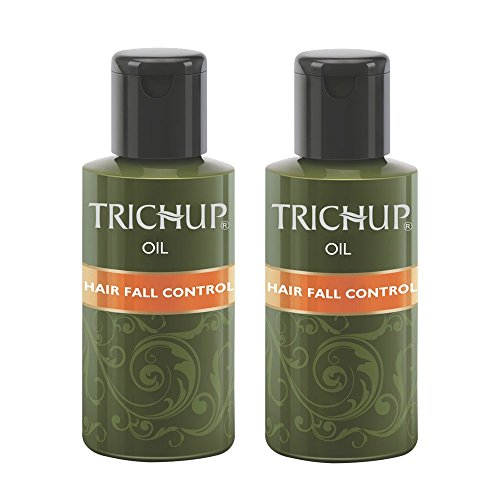 Trichup Hair Fall Control Herbal Hair Oil (100 ml x 2) (Pack of 2)