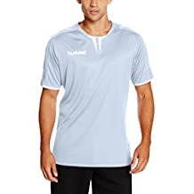 Hummel Core SS Poly Jersey, Unisex Adulto, Azul Argentina, S
