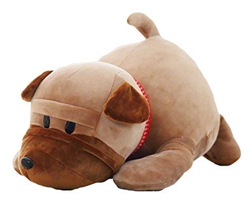 Good Night Peluche en peluche Shar Pei forme de chien coussin en peluche jouer jouet poupée décoration coussin souple, 45cm