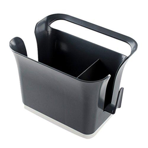Schwarz Handtücher Frottee Küchen (Aufbewahrungsbox für die Küche, TB/Handtuch/Bürste/Frottee Blue schwarz)