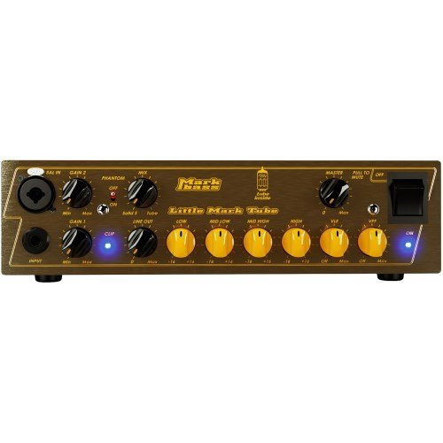 Markbass Little Mark Tube - Bass Head