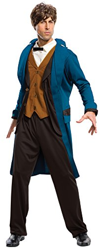 Men's Newt Scamander Fancy dress costume X-Large