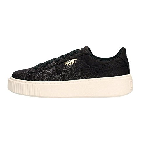 a7a443f5781 ▷ Puma Basket Platform Black Buy at the Best Prices - Welcome to ...