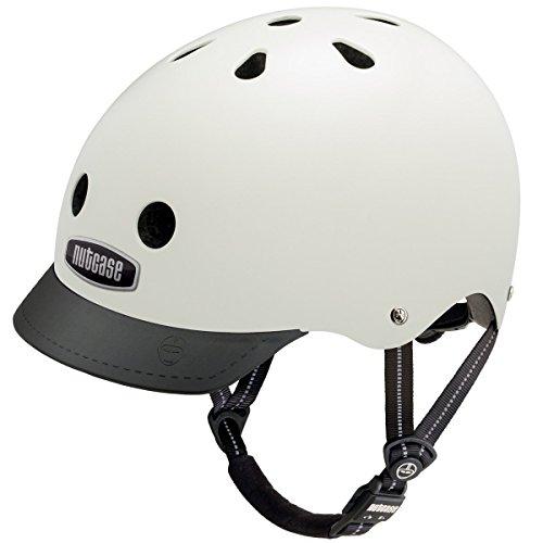 Nutcase Gen3 Bike und Skate Helm, Cream, S, NTG3-3023