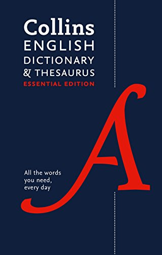 English Thesaurus Pdf