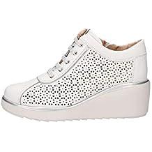 Zapatos de Cordones para Mujer, Color Blanco, Marca STONEFLY, Modelo Zapatos De Cordones
