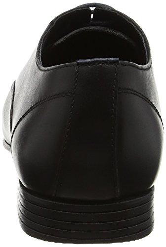 KG by Kurt Geiger Kenworth, Chaussures à lacets homme Noir (noir)
