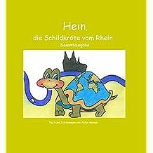 Hein, die Schildkröte vom Rhein
