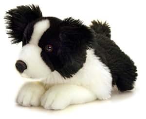 Keel Toys - 64693 - Peluche - Chien - Border Collie - 35 cm