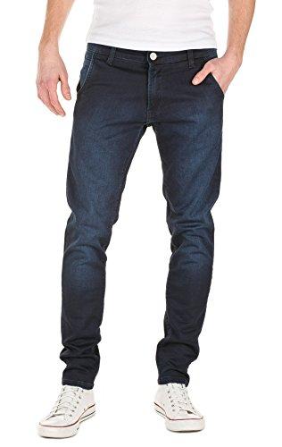 wotega-herren-sweathose-in-jeans-look-dexter-slim-navy-blazer-3923-w28-l30