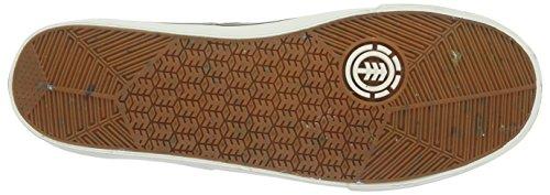 Element Herren Topaz C3 Sneakers Braun (4076 CURRY NAVY)