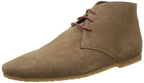 Schmoove Herren Creps Desert Boots Braun (taupe)
