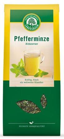 Lebensbaum-Krutertee-Lose-Pfefferminze-60-g