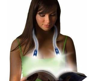 LED Hands-Free Flexible Neck Light Reading Book LED Light HugLight