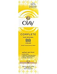 Olay Complete Care BB Cream SPF 15 with Max Factor Skin Moisturiser, 50 ml