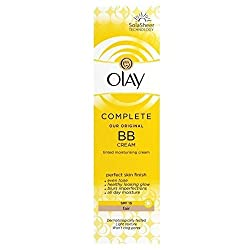 Fair : Olay Complete Care BB Cream SPF 15 with Max Factor Skin Moisturiser, 50 ml