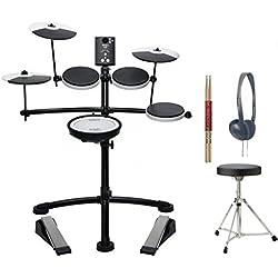 Roland TD1KV V-Drums Electronic Drum Kit | Bundle