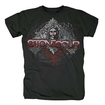 Stone Sour T-Shirt - Bleeding Eyes (L)