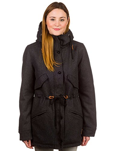 Element Damen Parka grau S