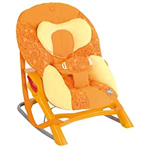 bebe confort transat cocon evolution 2 arabesque orange fr b 233 b 233 s pu 233 riculture