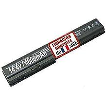 Batería ordenador E-Force ® para HP DV7–1128, dv7–1129, dv7–1130–Patines de Francia/48hr, entrega, seguimiento, garantía por site francés (Mentions Légales réelles). HP 480385–001Pavilion DV7, HSTNN-DB75HSTNN-IB75HSTNN-OB75DV7–2238SF 516355–001HSTNN-OB75DV7–2238SF 516355–001