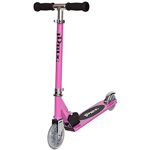 JD Bug Jr Street Scooter MS100 – Pastel Pink
