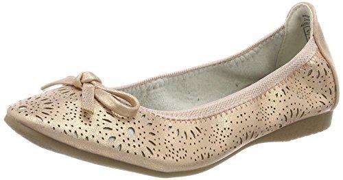 Indigo Schuhe 422 297, Ballerines Bout Fermé Fille