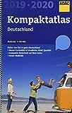 ADAC Kompaktatlas Deutschland 2019/2020 1:250 000 (ADAC Atlanten)