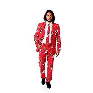 Opposuits-OSUI-0020-EU46-Christmaster-Weihnachts-Anzug-Party-Kostm