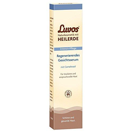 Luvos Naturkosmetik Gesichtsserum Intensivpflege 50 ml