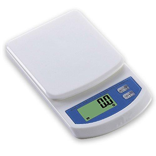 HUIJU Digitale Küchenwaage Backen Elektronische Präzision 0,1 G Schmuck Skala Essen Skala