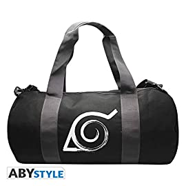 ABYstyle-Abysse-Corp--abybag286-Naruto-Shippuden--Sport-Tasche-Konoha