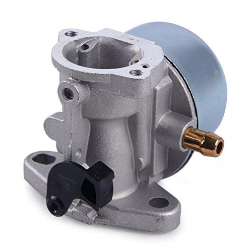 LETAOSK Vergaser Vergaser mit Dichtungssatz passend für Briggs & Stratton 498170 799868 Craftsman 625 (Motor Mit Vertikaler Welle)