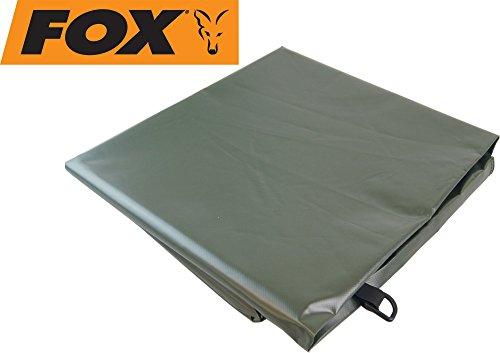 Fox Easy Dome Maxi 2-man Euro Heavy duty groundsheet - Boden für Angelzelt, dicke Bodenplane für Karpfenzelt (2 Groundsheet)