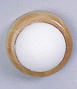 Kahlert 10.337 luz - Muñeca Mini Accesorios - Lámpara de Pared Blanca,