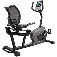 Preisvergleich für maxvitalis Sitzergometer Fitnessbike Liegeheimtrainer Sitzheimtrainer mit Rückenlehne