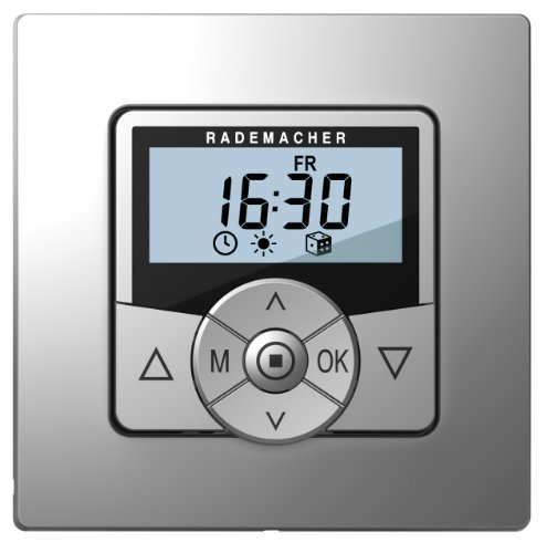 Rademacher 36500522 Troll Comfort, aluminium