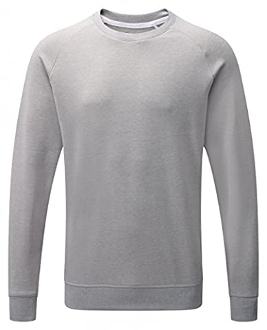 Russell - Sweat-shirt - Manches Longues - Homme - argent - 44