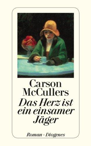 Buchseite und Rezensionen zu 'Das Herz ist ein einsamer Jäger. Roman' von Carson McCullers