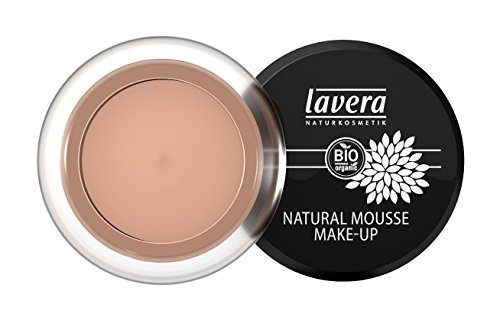 Lavera Maquillaje mousse natural -Almond 05- vegano