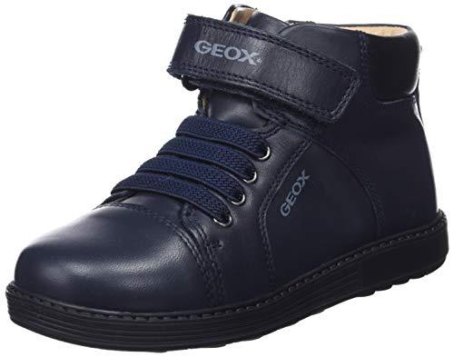 Geox B Hynde Boy A, Botas para Bebés, Dk Navy C4021, 20 EU