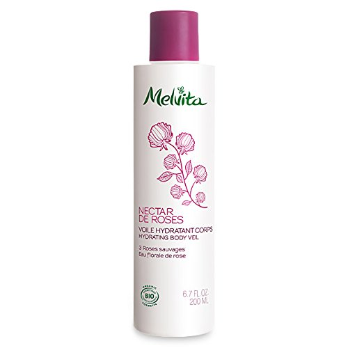 Melvita Nectar de roses voile hydratant 200ml